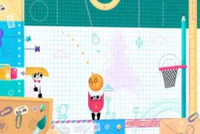 Snipperclips: Cut It Out Together