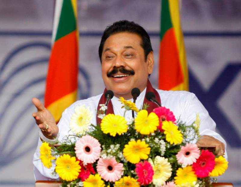 Former President Mr. Mahinda Rajapacksha become Sri Lankas new Prime Minister - Breaking News
