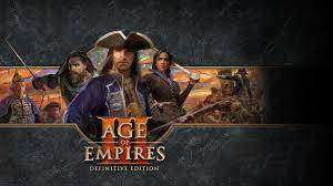 The Age of Empires III Definitive Edition 2020