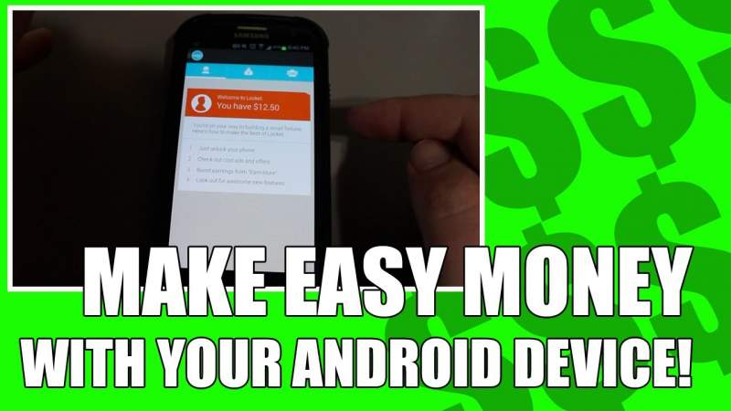 Earn Money with Locket Android app