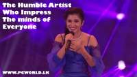 The Humble Artist Who Impress The minds of Everyone - Mis Nuwandhika Senarathna