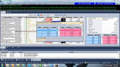 How to use Intellect Brokerage System for Colombo Stock Exchange - Sinhala Lesson
