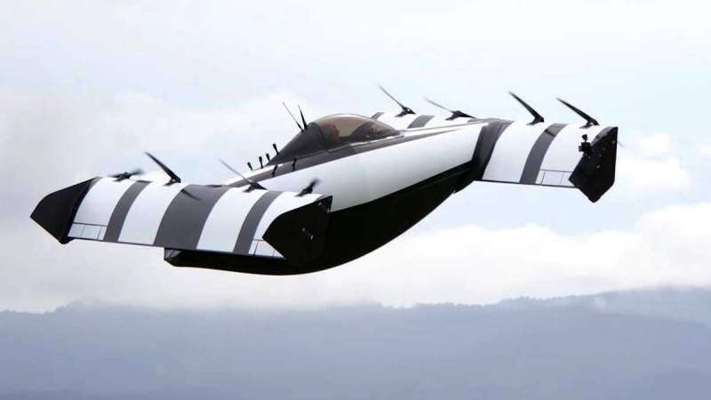 New Tech Company Called Opener is Going Release They Low Cost Flying Cars on Next Year