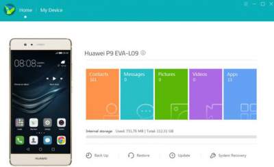 How to use HiSuite Software With Huawei Smart Phones