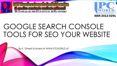 Google Search Console Tools for SEO Your Website