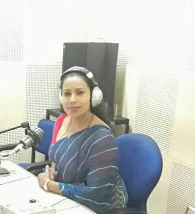 Dinusha Weththasinghe – The Sparkling Radio Personality