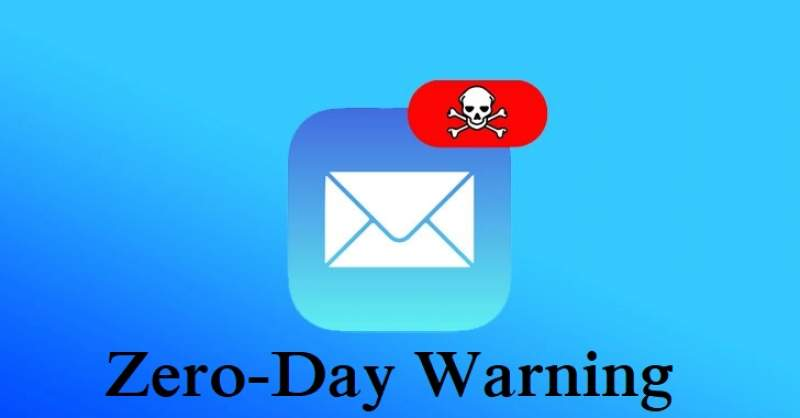 Zero-Day Warning for iOS Users