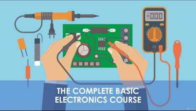 The Complete Basic Electricity and Electronics Course