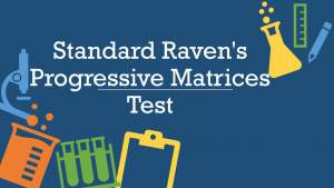 What is Standard Raven's Progressive Matrices Test?